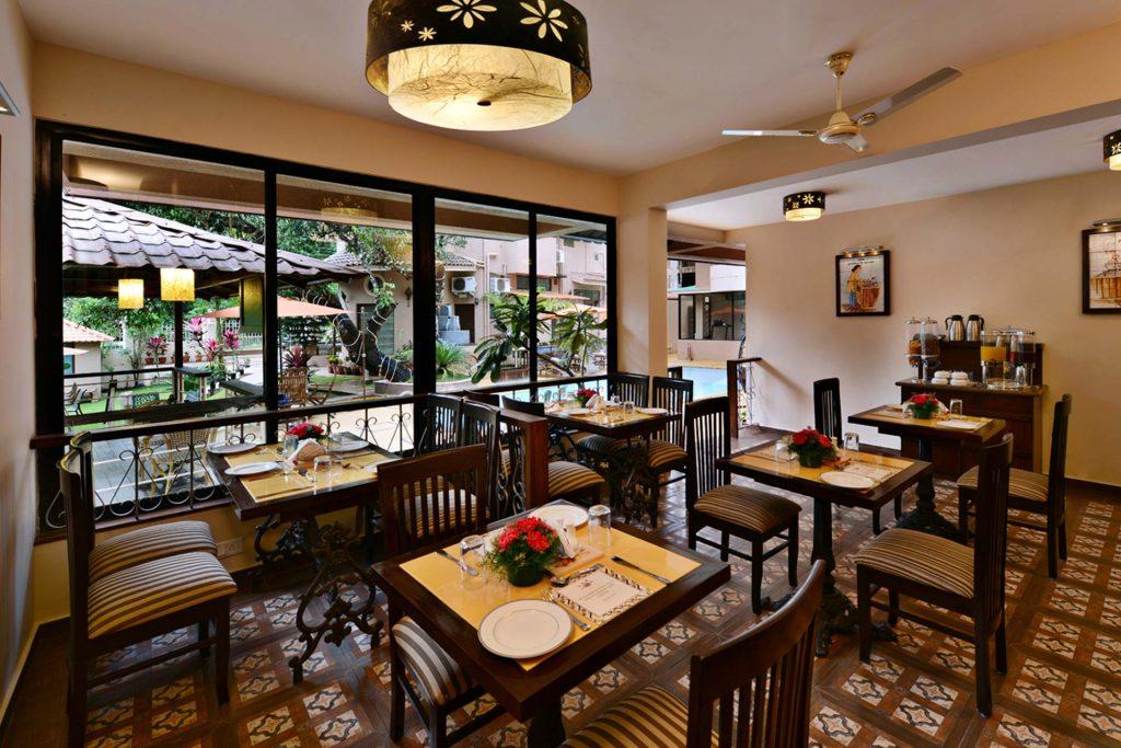 Restaurant area 2