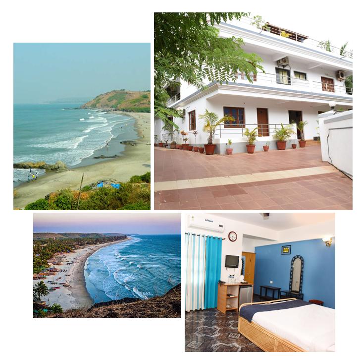 hotel in Morjim
